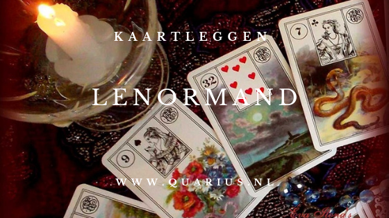 Kaartleggen Lenormand Limburg Quarius