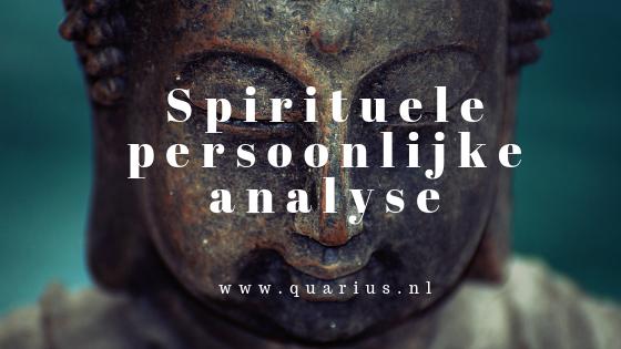 Spirituele persoonlijke analyse bij Quarius Limburg Spirituele Coaching